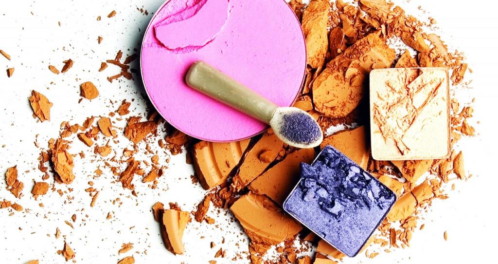 What hidden in cosmetics (1)