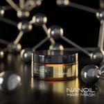 Nanoil effektiv keratinmaske